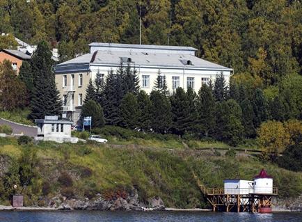Здание Байкальского музея